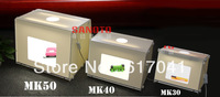 professional Portable photo light box studio SANOTO lot MK30 + MK40 + MK50 (total 3 pcs)