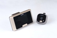 2.8'' TFT Display 0.3MP Digital Video Door Viewer Peephole Doorbell Security Camera Cam 165 Degrees View Angle