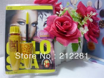 2013 Factory Direct! 12pcs New Makeup the colossal volum cat eyes express mascara 10.7ml !! Free Shipping