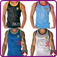 Man breathable mesh motion Tank Tops,,Men's Tank Tops,6 Colors,Free Shipping!!