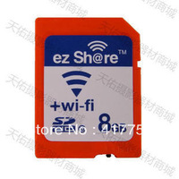 free shipping EZ Share 4GB 8GB 16GB SDHC Wireless Wifi SD memory Card