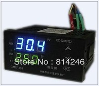 Free shipping  ,,The car thermostat temperature controller dual display AC110V/AC220V/DC12V/DC24V