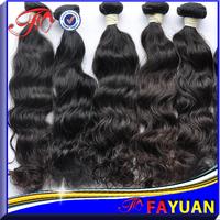 Fayuan hair:3pcs/lot virgin brazilian hair extension deep wave, DHL shipping dye free, 5a unprocessed human hair