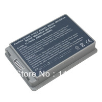 "New laptop battery for Apple PowerBook G4 15"" A1106, PowerBook G4 15"" Aluminum Series,A1078 A1045 A1148 M9325"