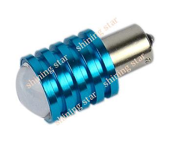 10pcs Hot Selling Cree Q5 Car Wedge LED Reverse Lamp Light Bulb 1156 BA15S 7W DC12V-30V White TK_CB116
