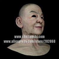 [SF-N9] Halloween full head mask  Custom head mask