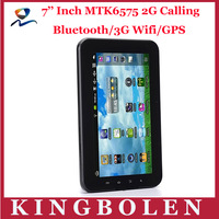 "Cheap 7""A13 2G MTK6575 android 4.0 GSM Phone Call Capacitive Screen 512M 4GB Dual Camera WIFI Bluetooth tablet pc"