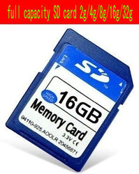 Free Shipping full capacity 4gb 8gb 16gb 32gb 64gb sd Class 10 16gb sdhc memory card secure digital card, high speed !(China (Mainland))