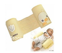 Free shipping(1pc)Baby sleeper position pillow/Baby Latex pillow/Baby's love pillow/Cute chick design ZF084