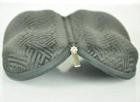 Free Shipping Wholesale High quality EVA sunglasses case, Zip box (20 pcs/lot)  JD13011