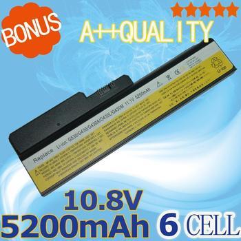 5200mAh laptop Battery for LENOVO a 3000 G430 G450 G455A G530 G550 G555 L08O6C02 L08S6C02 LO806D01 L08L6C02 L08L6Y02 L08N6Y02