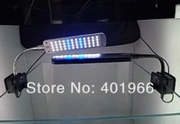 fish tank aquarium accessories aquarium led lighting with 48 LED lamp beads | 40 white lamp beads +8 blue moonlight lamp