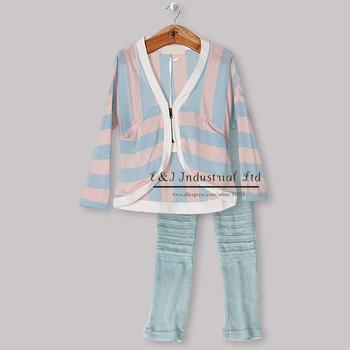 Wholesale Cotton New Spring And Autumn Kids Clothing Set CS30112-02^^EI
