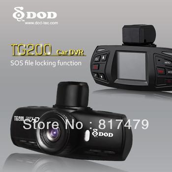 NEW ARRIVAL 100% original DOD TG200 Car DVR CAR 1080P @ 60FPS  TS File Saving Technology