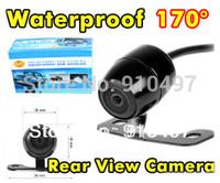 Universal 170 Degree Wide Angle Car Rear View Camera HD Waterproof Reverse Backup Parking Camera