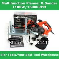 Top Selling Multifunction Planner/1100W wood working planner/16000rpm electric planner/DIY Tools