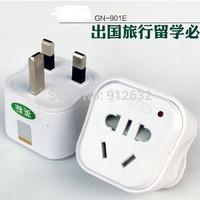 Hong Kong, Singapore, UK, Plug adapter Fireproof adapter