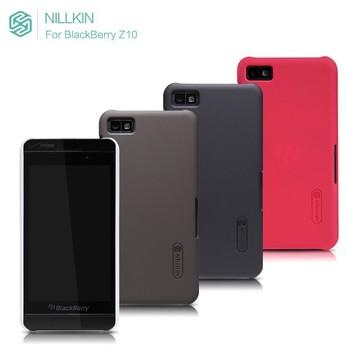 For Blackberry z10 London,Surfboard, L-Series Nillkin Super UV Hard Back Case For Blackberry 10 cover + Screen protector