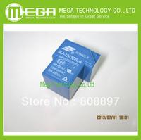 10pcs,SLA-12VDC-SL-A 4 pins A set of normally open 30A 250VAC T90 2150 DC Mini Power Relay