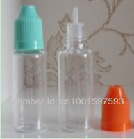 Free Shipping HK post air mail PET 15ml plastic dropper bottle, plastic jar,100pcs/lot, eye drops, oils
