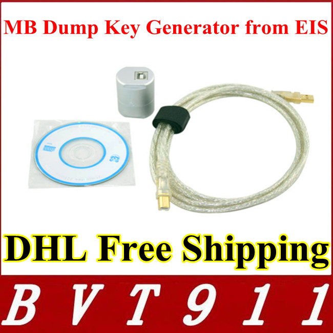 2013 Newest Version Free Shipping MB Dump Key Generator from EIS Super SKC Calculator V1.0.1.1 SKC Calculator MB IR Smart Key(China (Mainland))