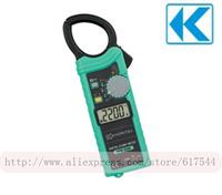 Kyoritsu 2200 AC Digital Clamp Meter AC/DC/ 1000A Slim Handy design !!! NEW !!!