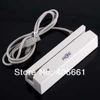 HCE-402U USB Universal Magnetic Stripe Reader /Magnetic card Reader swipe card reader (read track 2 , 75/210BPI)