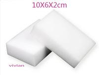 Magic Sponge Eraser Melamine Cleaner,multi-functional Cleaning 100x60x20mm 100pcs/lot Free Shipping