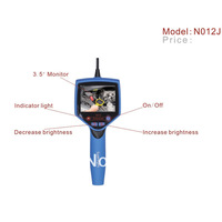 "Supereyes N012J 3.5"" Fixed Focus Digital Video Endoscope"