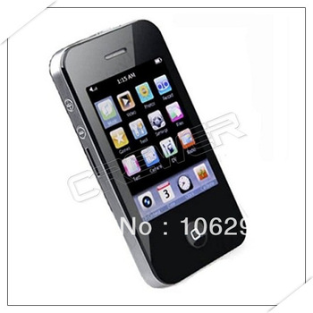 """New 2.8"""" 8GB Touch Screen I9 4G Style Mp3 Mp4 MP5 Player Camera Game free shipping"""