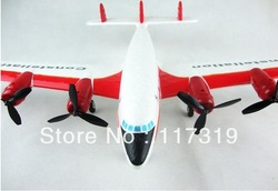 Newest light materials! RC airplane aircraft model plane aerobatics aeroplane,free shippment(EMS,FEDEX))(China (Mainland))