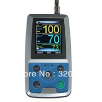 Children & Adult 24 hours Ambulatory Blood Pressure Monitor Holter BP monitor ABPM +3 cuffs + PC software + USB + Carring case
