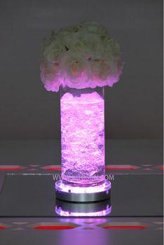 60piece 6inch table centerpiece light,wedding centerpieces