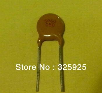 60V 0.5A sp60-050 PTC Resettable Fuse ptc thermistor polymer ptc fuse thermistor