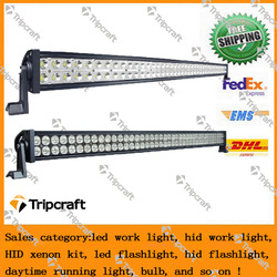 Sales Promotion! 42 inch 9-32V 240W 15000LM high power led work light bar offroad driving lamp/trucks/cars/ships/vehicles/SUV(China (Mainland))