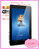 free shipping HOT Chuwi V18 mid 512MB 8GB 7 inch 5 capacitance 800x600 IPS screen tablet PC cheap wifi tablets uki dropship