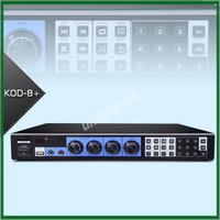 KOD-8+ Jukebox Mixer KARAOKE MICROPHONE Machine System Player W/HDMI Support 6TB