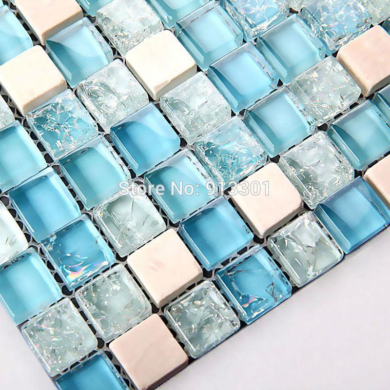 crystal glass tile kitchen backsplash cheap stone glass