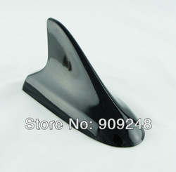 Free Shipping car auto shark fin antenna for vw for Buick Style Dummy Decorative body parts radio antennas Black U0135(China (Mainland))