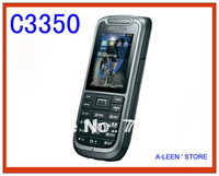Free shipping Original Galaxy Xcover 2 C3350 mobile phone with Flashlight GPS bluetooth