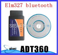 ELM327 Bluetooth OBDII OBD2 OBD II Diagnostic Scanner CanBus ELM 327 Scantool Check Engine Light Car Code Reader