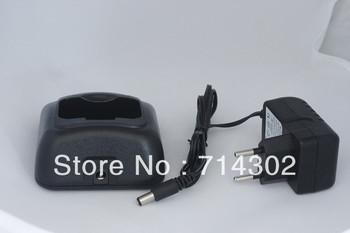 100% original two way radio UV-B5 battery charger for UV-B6 walkie talkie