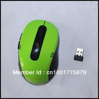 Free Shipping Optical 2.4Ghz Wireless Mouse For Laptop Desktop PC