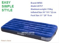 INTEX air mattress 99*191*22cm inflatable bed, airbed, camping bed, sleeping bed.