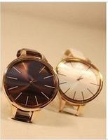 Free shipping top brand   classic princess elegant women's watch white collar fashion lady arc titanium quartz wristwatch