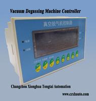 vacuum tank degasser controller