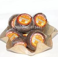 4pcs Orange Puerh Tea,8682# Rosin flaovr orange puer tea,Famous brand orange pu`er,Good For Health,Good gift,  Free Shipping
