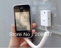 Mobile phone Retractable Pull Box ,Security  cable pull box  recoiler ABS white color