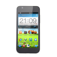 "ZTE V955 Blue  4.5"" IPS  MSM8225Q Dual Core 1.1GHz multilanguage Apollo show"