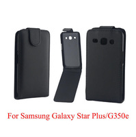 Synthetic  PU Flip   Leather Case Cover For Samsung Star Deluxe Duos S5292  For STAR Advance G350E For Ace 4 Ace NXT G313H 1pc